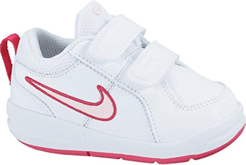 Nike Pico 4 Tdv Toddler Girls Sneakers Shoes 5 White