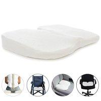 Milliard Coccyx Seat Cushion, Foam Comfort Orthopedic ...