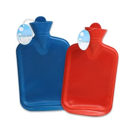 Rubber Hot Water Bag is ideal for providing warmth to a part of your body.