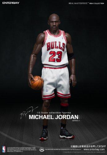 """1/6 リアルマスターピース コレクティブル フィギュア/ NBAクラシックコレクション: マイケル・ジョーダン """"I'm Legend #23"""" ホーム・ユニフォーム RM-1052"""