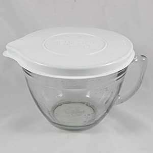 Amazoncom The Pampered Chef Classic Batter Bowl Mixing