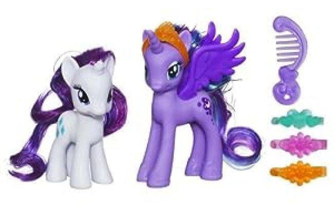 Amazon My Little Pony Princess Luna And Rarity