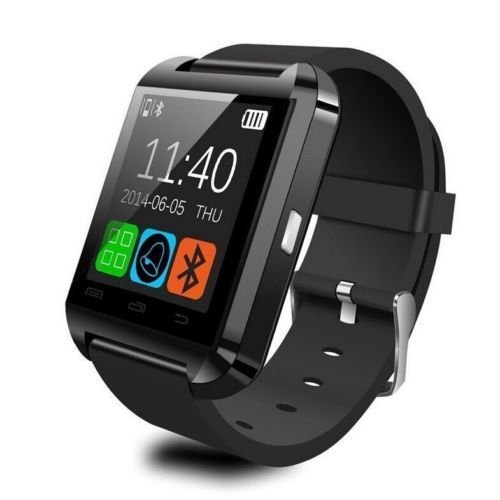 U8 Bluetooth Smart Wrist Watch Phone Mate for Android Samsung...