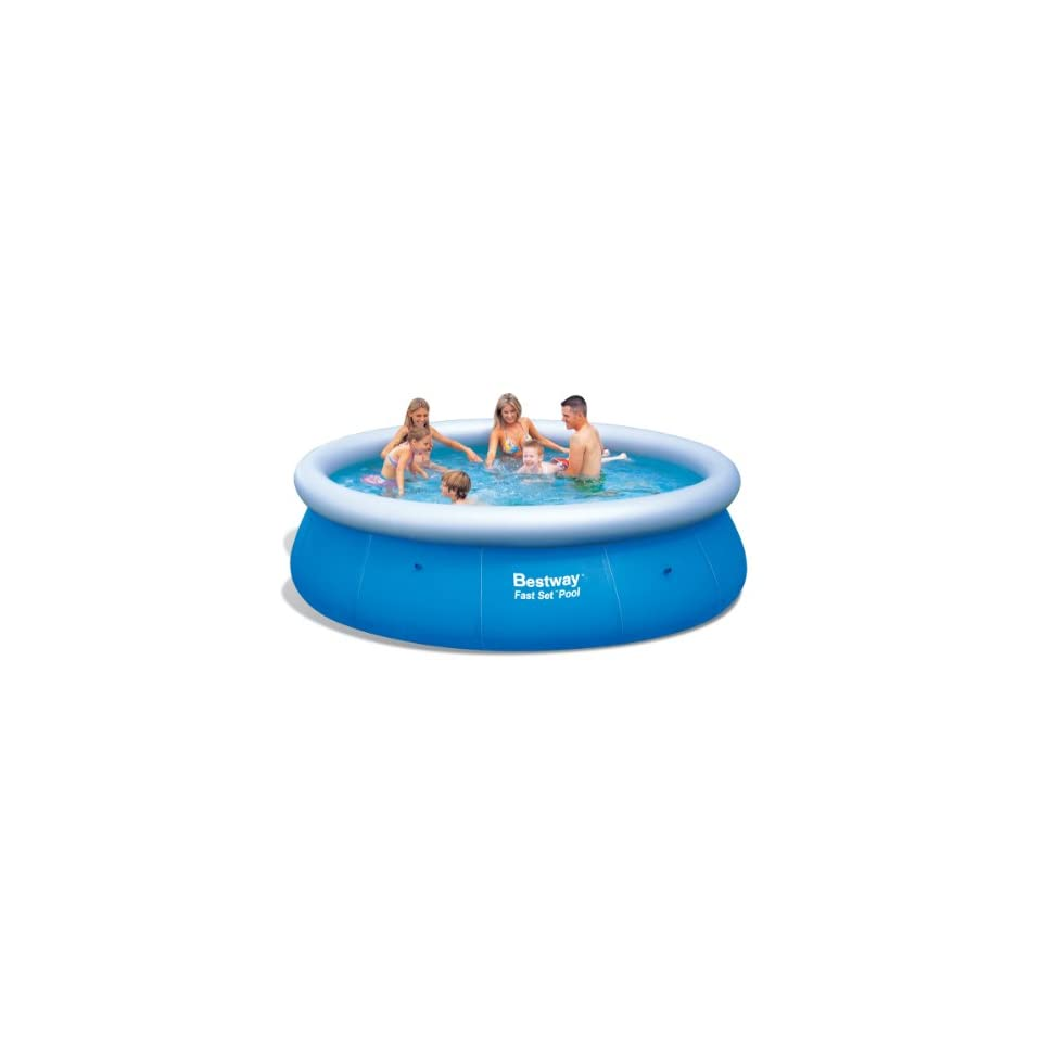 Pool Komplettset Amazon Bestway 12 Foot By 36 Inch Fast Set Round Pool Set Patio