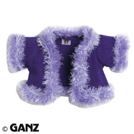 Webkinz Clothes - Glam Girl Coat