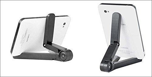 Tablet Cellphone Adjustable Folding Desk Mount Bracket