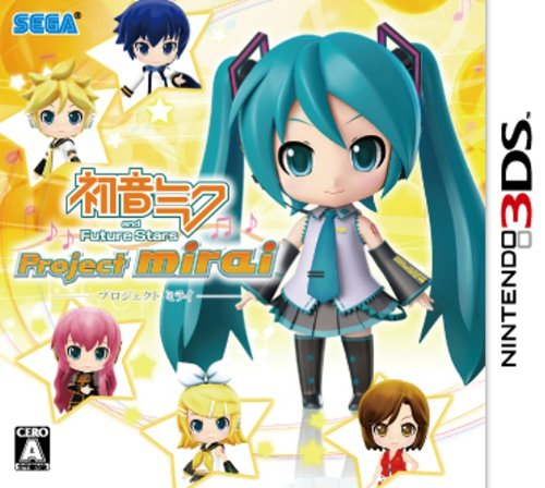 初音ミク and Future Stars Project mirai (通常版)