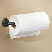 NEW Wall Mount or Under Cabinet Paper Towel Holder Matte ...