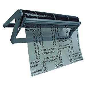 Plasticover Automotive Carpet Polyethylene Film Dispenser