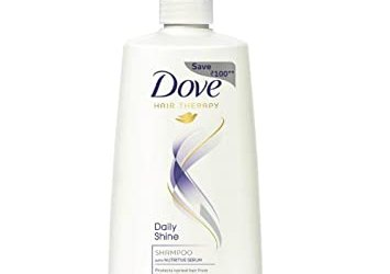 Dove Daily Shine Shampoo 650ml