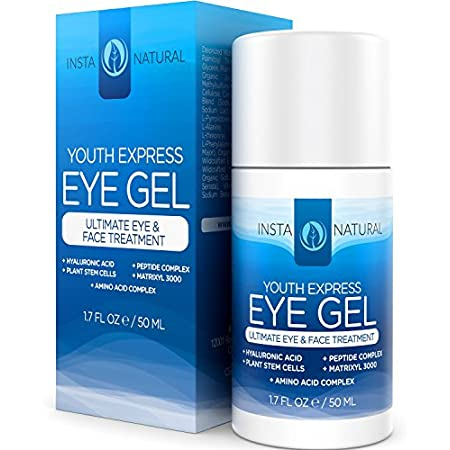 This Ultimate Eye Gel reduces the appearance of dark circles, puffiness, dryness and sagging around the eyes. Increases elasticity, firms and plumps the skin around eyes. Provides improved tone and texture around the eyes. May also be used as an age-...