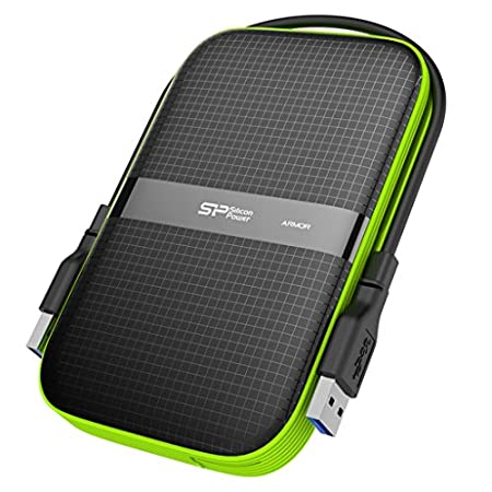 Silicon Power Armor A60 simply provides the best all-around protection in an amazingly tough and durable enclosure. It offers military-grade shockproof and water-resistant protection by including an ultra-rugged rubber casing from the internal struct...