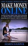 Make Money Online: How To Make Money Online! -  50 Ways To Make Money From Home Including Selling Niche Website Portfolios, Ebay, Fiverr, Blogging, Passive ... Income, Ebay Secrets, Affiliate Marketing)