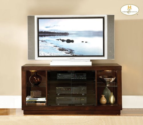 Image of TV STAND,LIGHTED (8024-T)