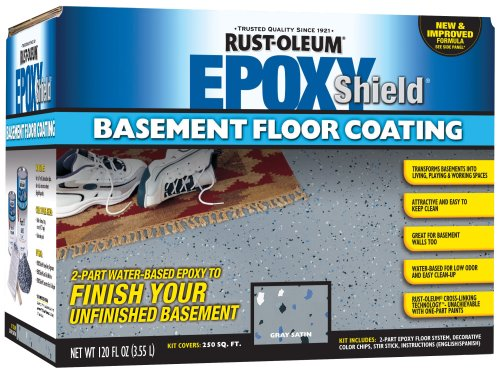 Rust Oleum 203007 Basement Floor Gray Promo Code