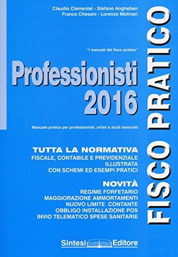 Professionisti 2016