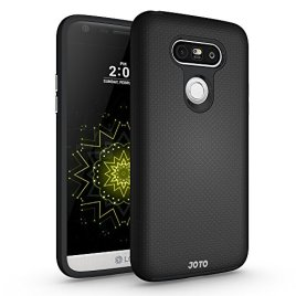 LG-G5-Case-Cover-JOTO-Hybrid-Dual-Layer-Shock-Resistant-Protective-Case-Stylish-Slim-Armor-Case-for-LG-G5-2016-Black