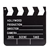 Movie Set Clapboard Party Accessory (1 count) (1/Pkg)