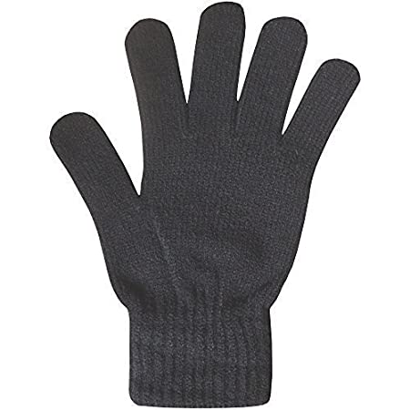 Ladies Super Soft Warm Fine Knit Thermal Winter Gloves. Ladies One Size Winter Gloves. Available in 6 Different Colours. Thermal Fine Knit Provides Winter Warmth with Super Soft Feel for Maximum Comfort. Durable Stretch for Ideal Fit. Keeping Hands W...