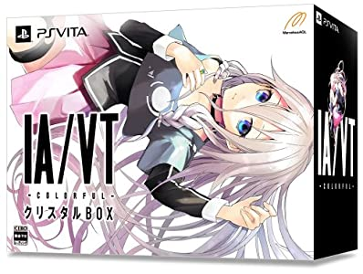 IA/VT -COLORFUL-クリスタルBOX