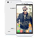 "Cubot X10 Smartphone Android 4.4 MTK6592 impermeabile IP65 Mali-450mp4 Octa core 5.5 ""Schermo IPS 2 GB di RAM 16GB ROM 8MP 13mp Dual telecamere d'oro"
