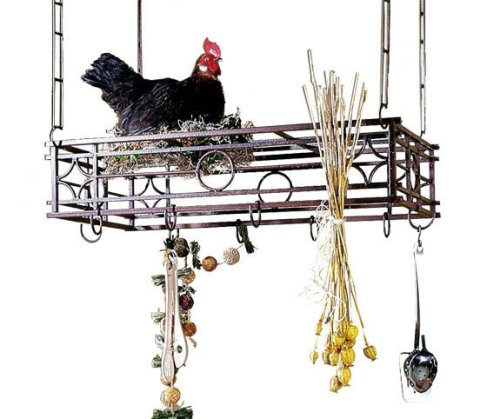 Image of Bago Luma Classic Kitchen Pot Rack & Accessories WKR033 & Accessories (WKR033 & Accessories)