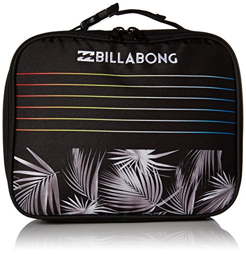 Billabong Men39s Nutrition Lunch Box Black One Size