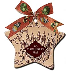 Harry Potter Custom Personalized Star Ceramic Ornaments Crafts Home Decoration Ornaments Christmas Gift