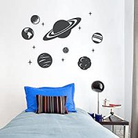 Amazon.com - Simple Planets Wall Decal