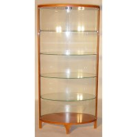 10 Awesome Contemporary Curio Cabinet ~ Home-Enlivening Stuffs