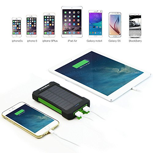 Solar-Charger-X-DRAGON-Portable-10000mAh-Dual-USB-Solar-Battery-Charger-Power-Bank-for-iPhone-iPad-iPod-Cell-Phone-Tablet-Camera