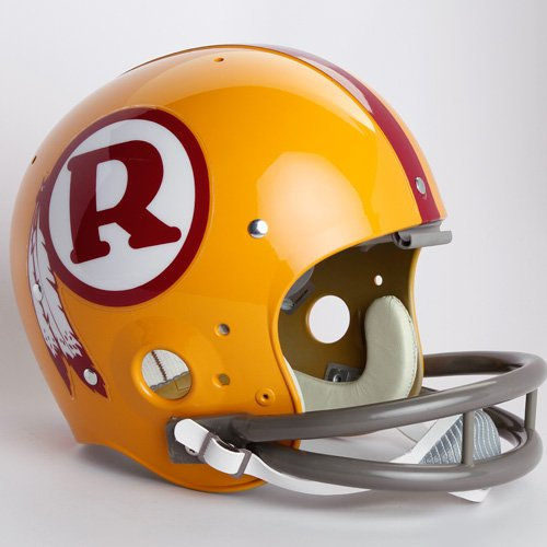 Riddell Washington Redskins 1970 1971 Suspension Coupons