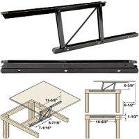Amazon.com: Woodtek 164228, Hardware, Table, Folding Table ...