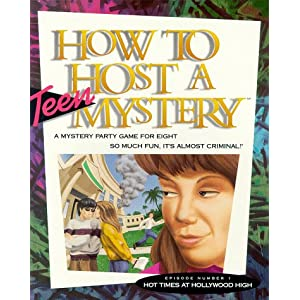 teen murder mystery game