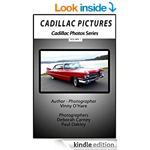 Cadillac pictures book cover