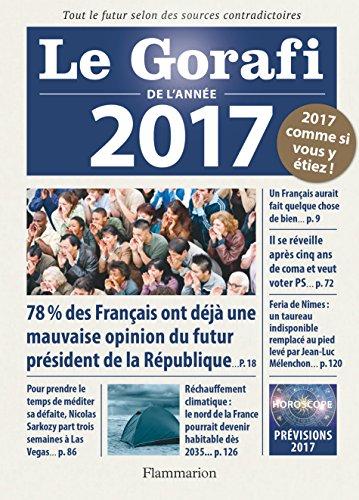 Le gorafi de lannée 2017