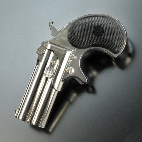 ガスガン デリンジャー バリュースペック 6mmBB シルバーモデル (18歳以上推奨)