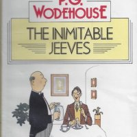 Audiobook Review : The Inimitable Jeeves by P.G. Wodehouse