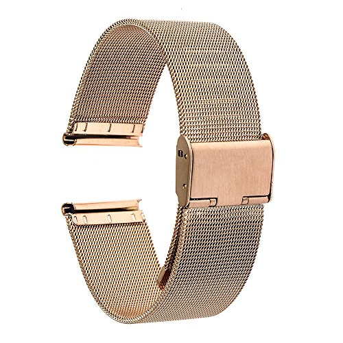 TRUMiRR-16mm-Watchband-Mesh-Stainless-Steel-Metal-Watch-Band-Strap-Bracelet-for-Motorola-Moto-360-2-2nd-Gen-42mm-Womens-2015-with-Tool-and-Spring-Bar-Rose-Gold