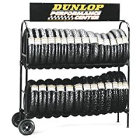 Amazon.com: Dunlop Tire Rack ADR-O18: Automotive