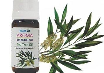 Healthvit Aroma Tea Tree Essential Oil 30ml
