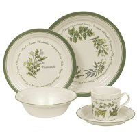 Corelle Impressions 20-Piece Dinnerware Set, Service for 4 ...