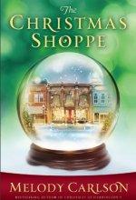 514W40KOzrL The Christmas Shoppe by Melody Carlson (Free)