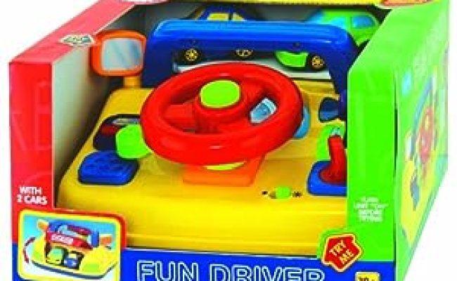 Amazon Megcos Fun Driver Toys Games