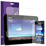 Fosmon Anti-Glare (Matte) Screen Protector Film for Asus PadFone X [Includes Shield for Phone and Tablet] - 3 Pack