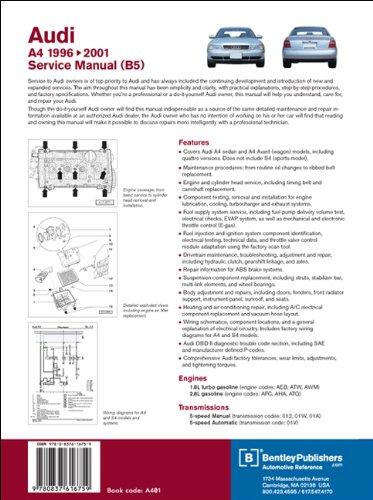 1999 Audi A4 Engine Diagram Wiring Schematic Diagram