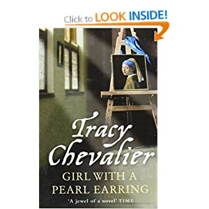 Girl With a Pearl Earring: Amazon.co.uk: Tracy Chevalier