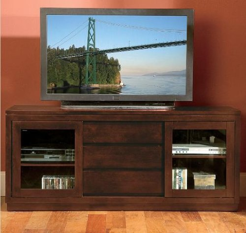 Image of Homelegance 8023-T Watson TV Stand (8023-T)