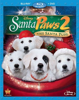 Santa Paws 2 The Santa Pups Disney