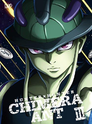 HUNTER × HUNTER キメラアント編 DVD-BOX Vol.3(本編4 枚組)
